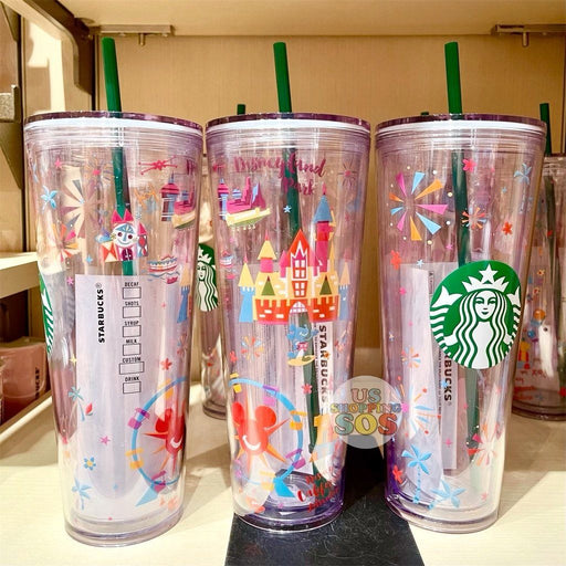 DLR - Starbucks Cold Cup Tumbler 24oz/710ml (2021)