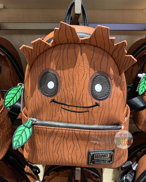 DLR - Loungefly Guardians of the Galaxy Backpack - Groot