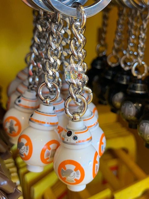 Lego - Minifigure Keychain - Star Wars BB-8