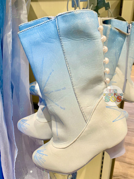 DLR - Frozen 2 - Costume Boots (Youth) - Elsa