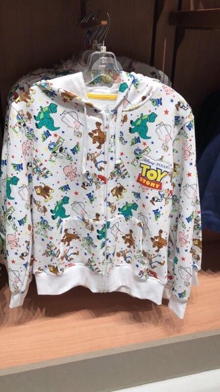 SHDL - All-Print Hoodies x Toy Story