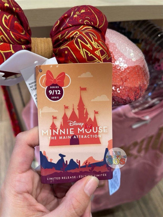 DLR - Minnie Mouse Main Attraction Headband - Big Thunder Mountain