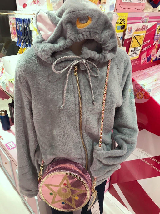 Japan Pretty Guardians - Fluffy ZIP Up Hoodies