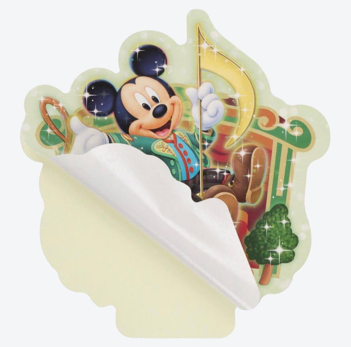 TDR - New Dreams, More Fun Collection - Sticker x Fantasyland Forest Theatre