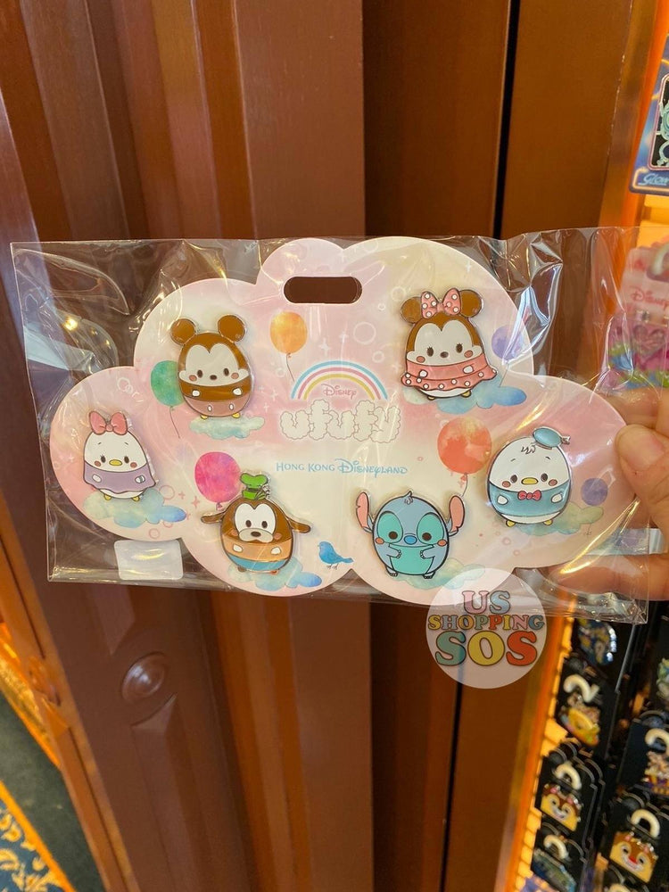 HKDL - Pins Set x Ufufy (Balloon)