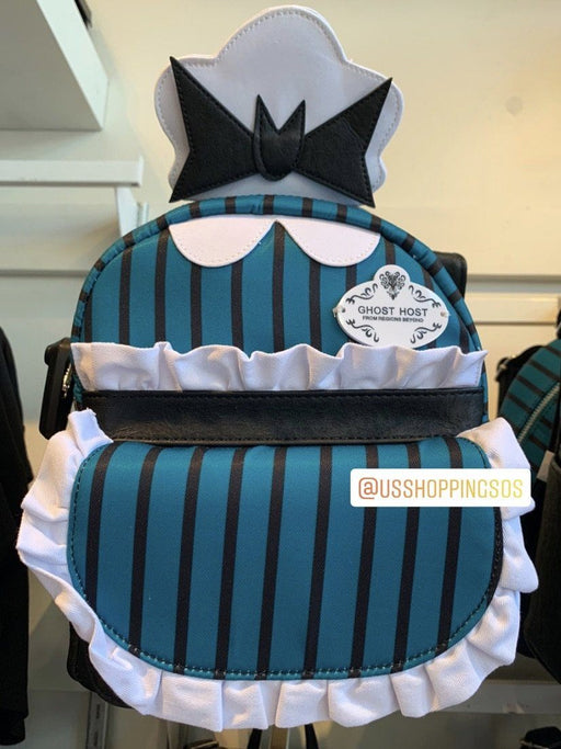 DLR - The Haunted Mansion - Loungefly Ghost Host Backpack