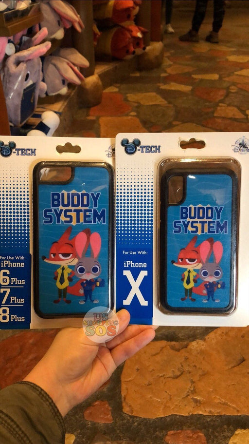 SHDL - Iphone Cases x Judy & Nick Buddy System
