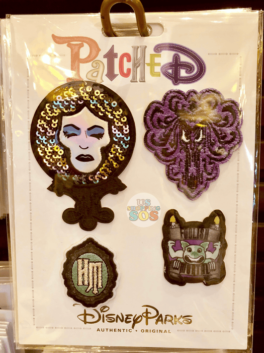 DLR - Patched Collection - The Haunted Mansion