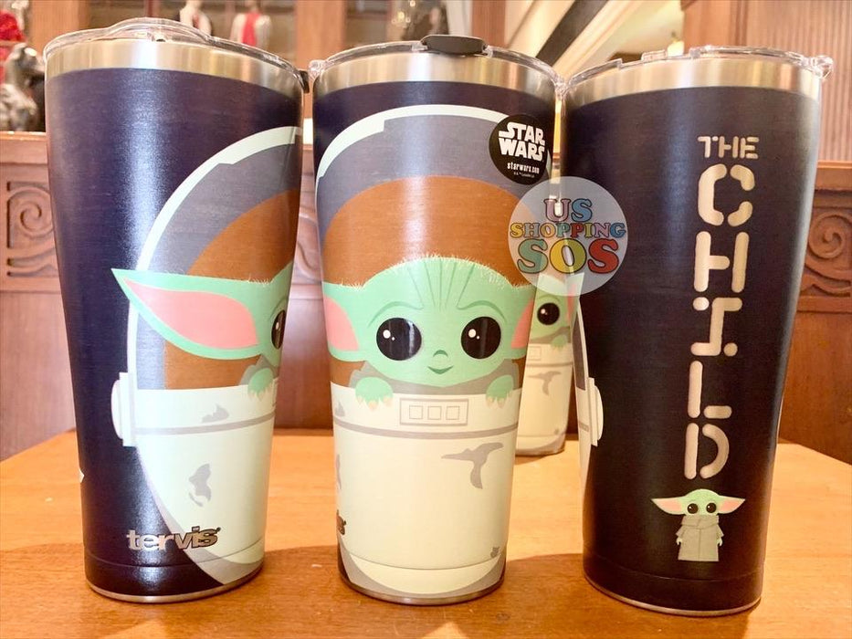 DLR - Star Wars Baby Yoda (Anime Character) Tervis Tumbler (30oz)
