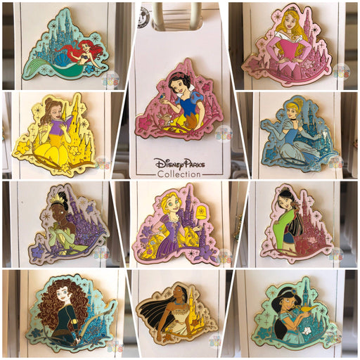 DLR - Disney Princess 2018 Pin