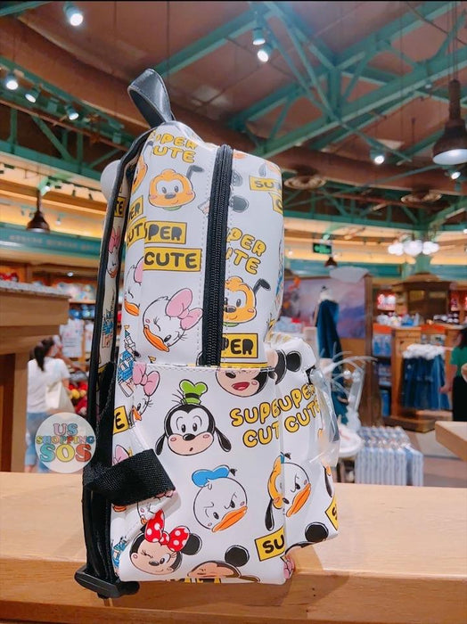 SHDL - Super Cute Mickey & Friends Collection - Backpack