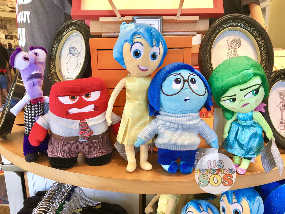 DLR - Inside Out Plush
