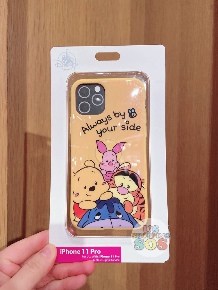 SHDL -  Winnie the Pooh & Friends iPhone 11 Pro & Iphone 11 Pro Max Case