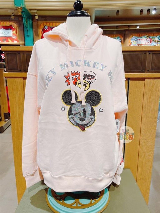 SHDL - Hey Mickey Mouse Bling Bling Sweatshirt
