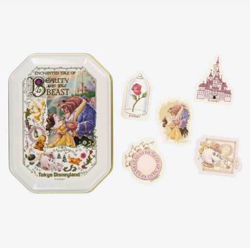 TDR - Enchanted Tale of Beauty and the Beast Collection - Stickers Box