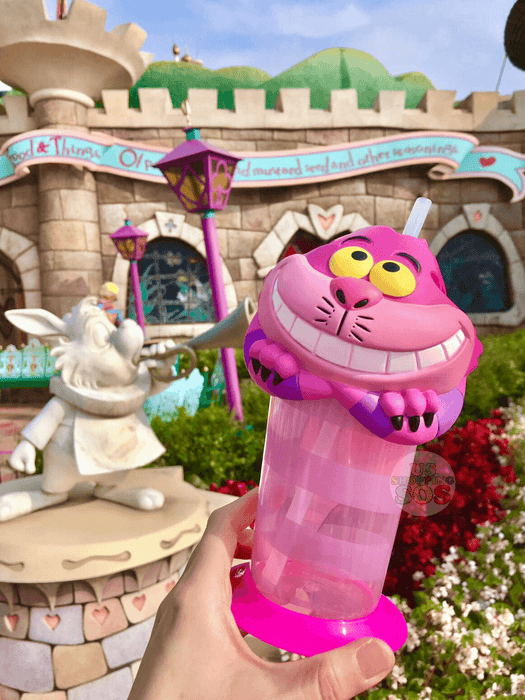 TDR - Alice in Wonderland Cheshire Cat Souvenir Sipper