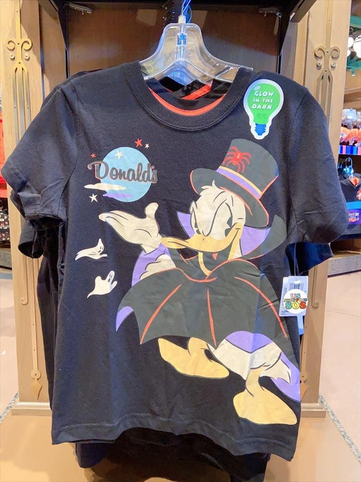 SHDL - 2020 Happy Halloween Collection - Tee x Donald Duck
