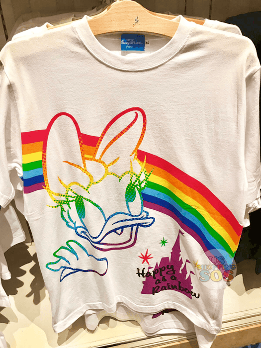 TDR - Happy as a Rainbow - Daisy Tee