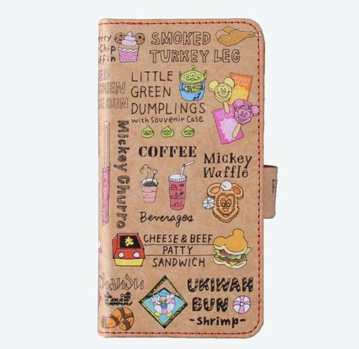 TDR - Food Theme x Smart Phone cases