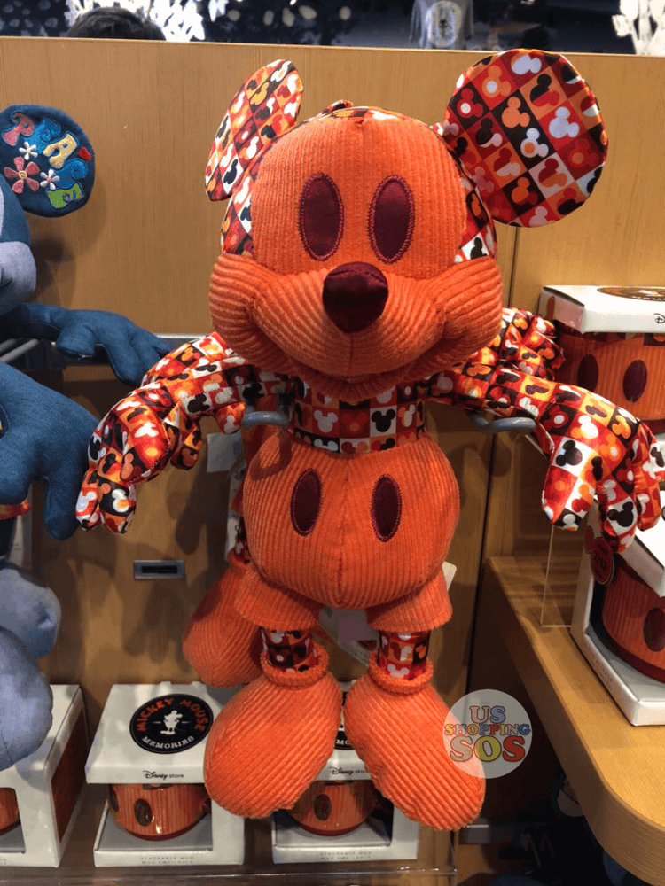 SHDS - Mickey Mouse Memories Plush - July