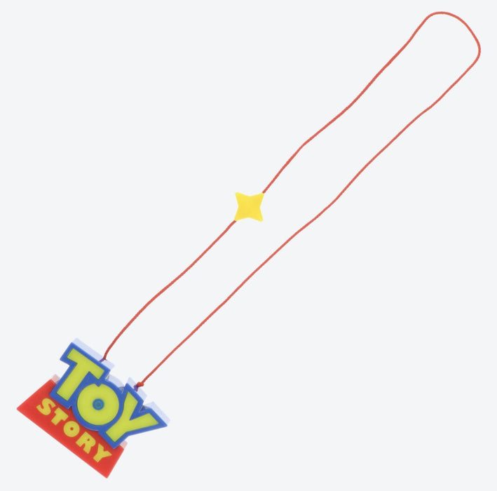 TDR - 'Toy Story' Logo Lighting Necklace