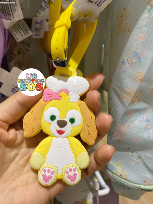 HKDL - Die Cut Shaped Luggage Tag x CookieAnn
