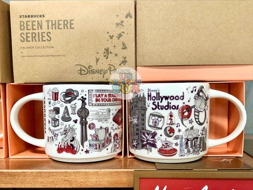 WDW - Starbucks Been There Series Mug - Disney's Hollywood Studios