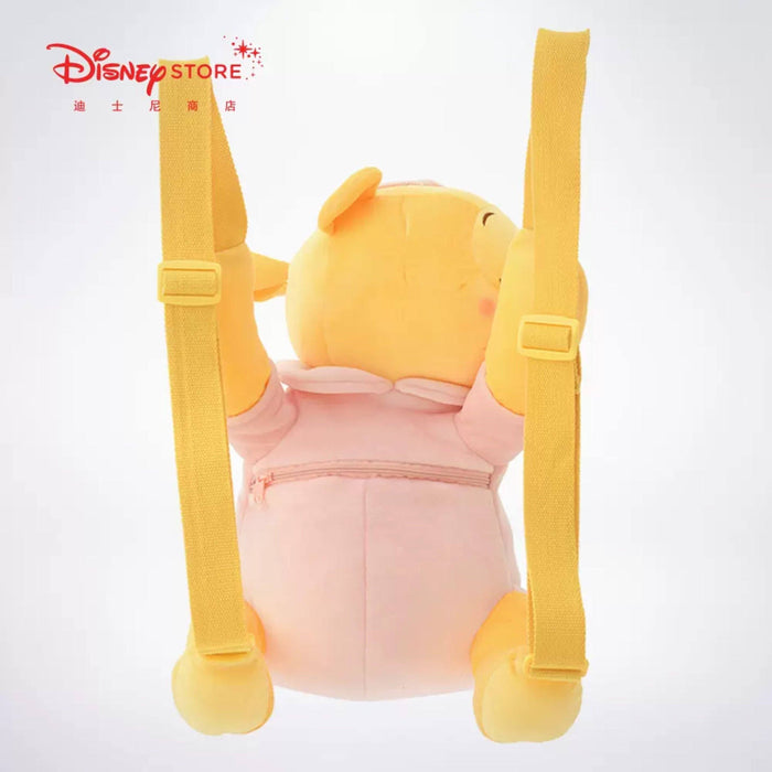 SHDS - Plush Toy x Backpack- Sleeping Winnie the Pooh