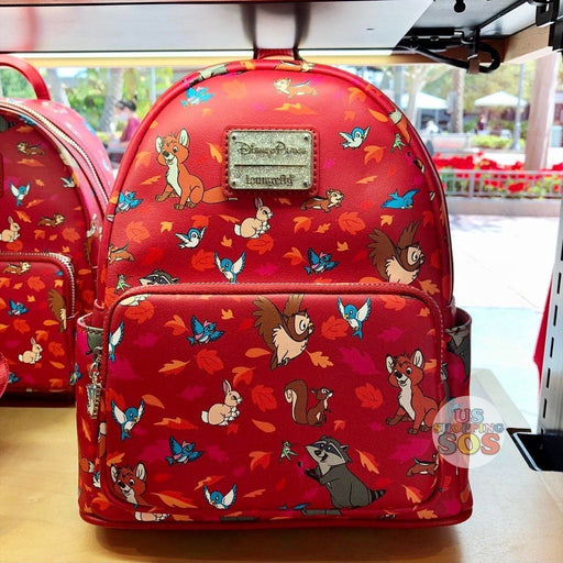 WDW - Loungefly Disney Critters Backpack