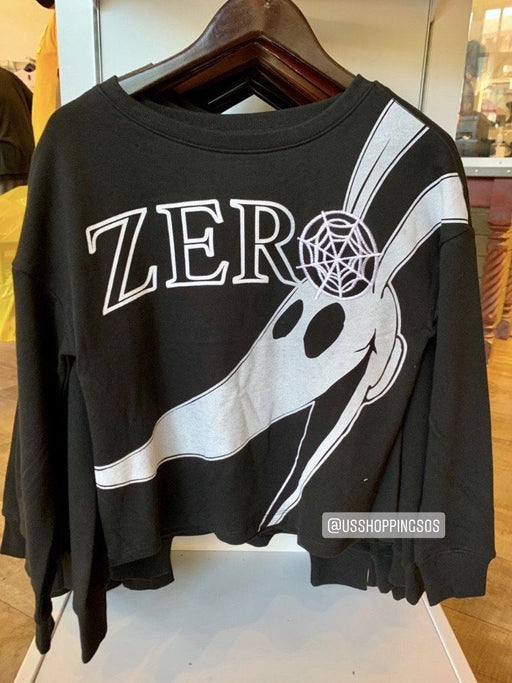 DLR - The Nightmare Before Christmas - Zero Chopped Sweatshirt (Adult)