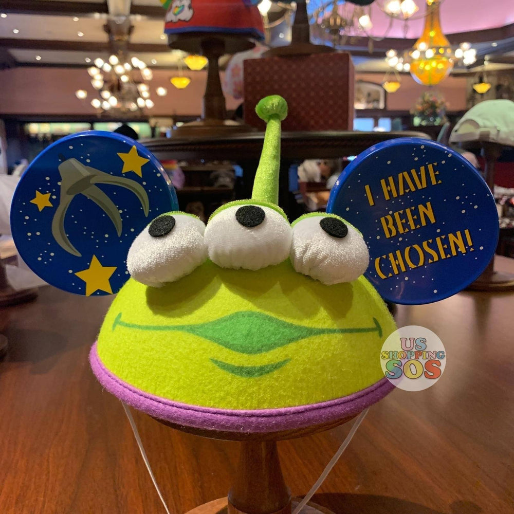 """ed99b9108 DLR - Toy Story Alien Ear Hat """"I have been chosen!"""""""