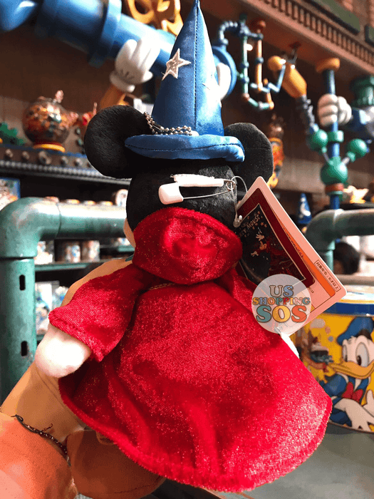 TDR - Mickey's Movie Plush Keychain - Fantasia