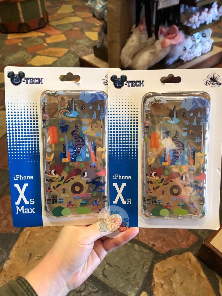 SHDL - Iphone Cases x Judy Chasing Nick
