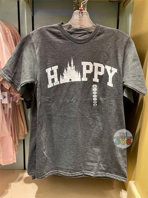 DLR - Happy Castle T-Shirt (Adult)