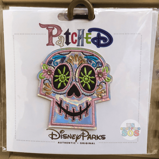 DLR - Patched Collection - Coco Skull