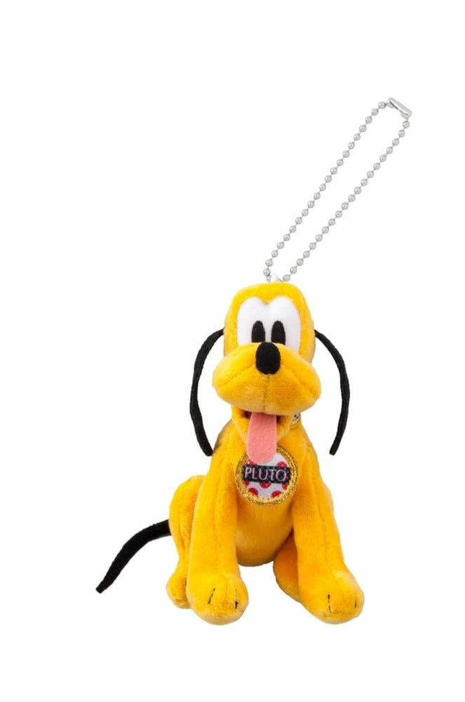 TDR - Very Very MINNIE! - Plush Keychain with Badge x Pluto