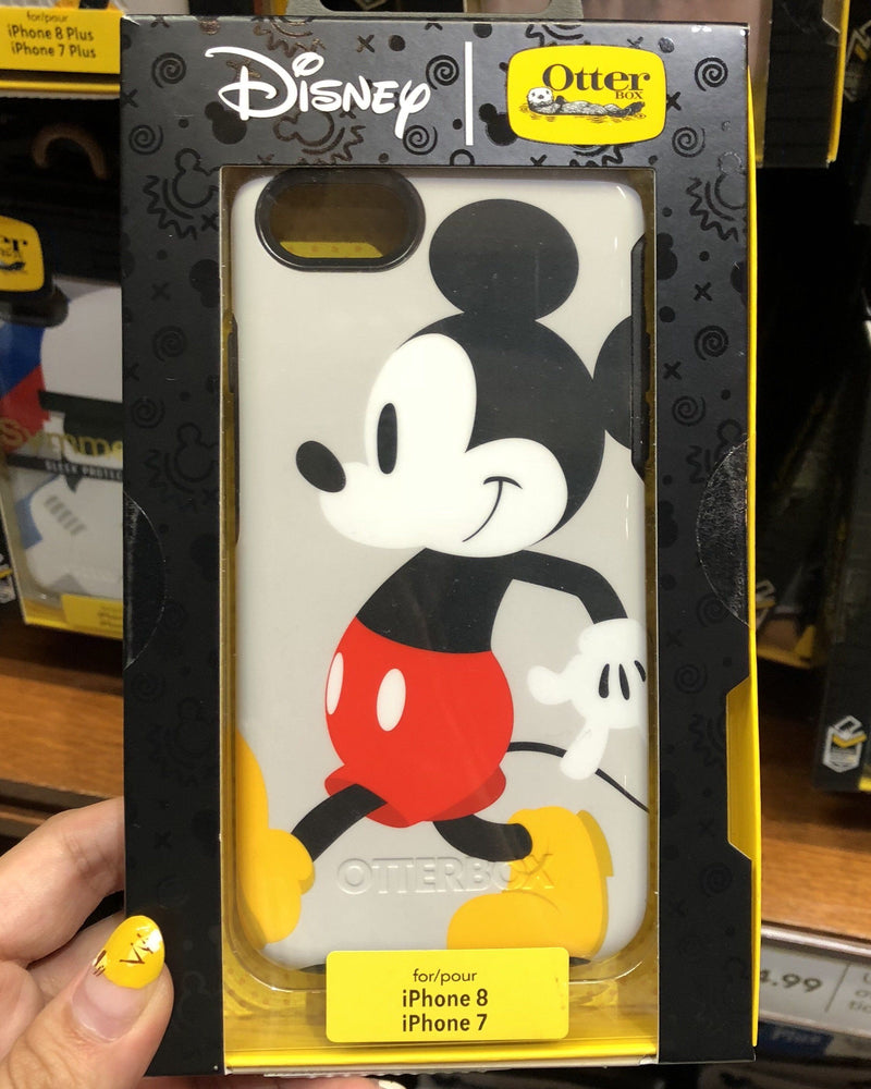 DLR - Otter Box Mickey iPhone 7/8 Case