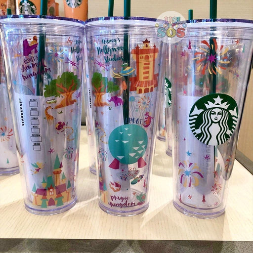 WDW - Starbucks Cold Cup Tumbler 24oz/710ml (2021)