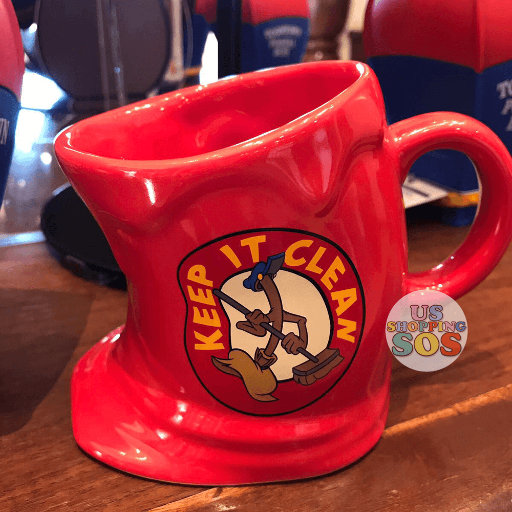 "TDR - Toontown ""Keep it Clean"" Mug"