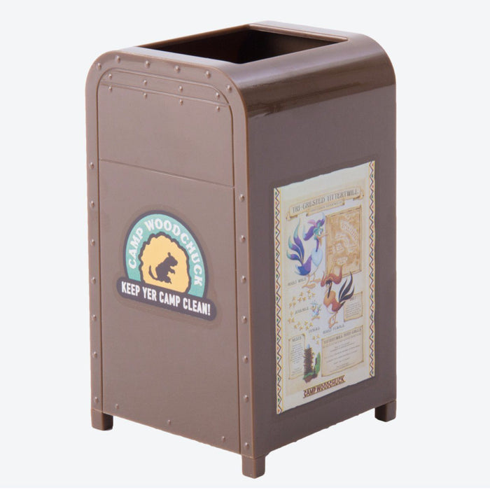 TDR - Trash Bin Shaped Holder