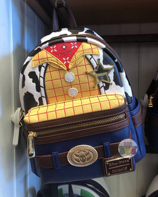 DLR - Loungefly Toy Story Backpack - Woody