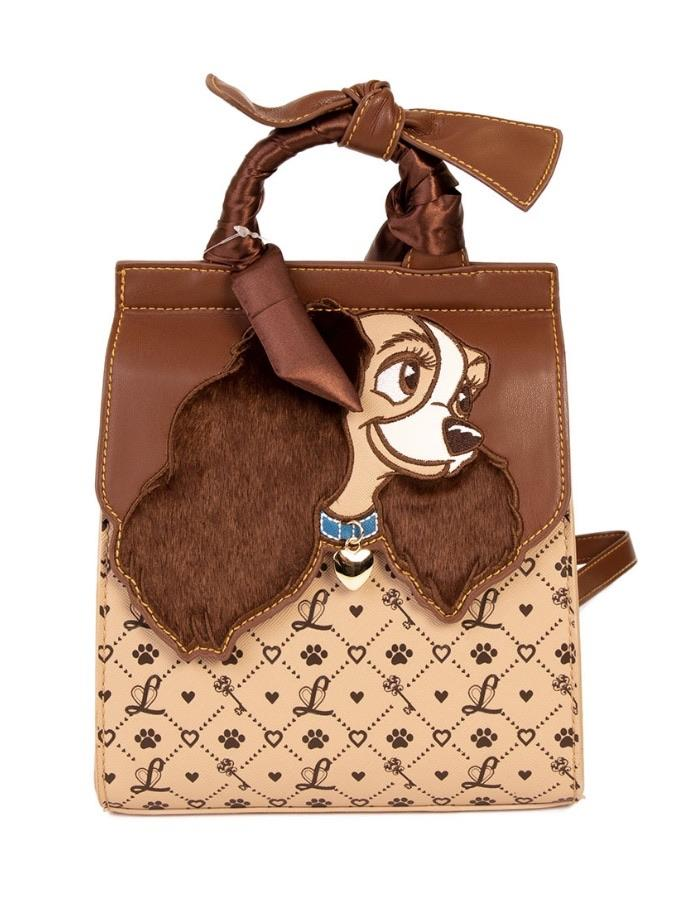 Disney Danielle Nicole Lady And The Tramp Lady Backpack Usshoppingsos