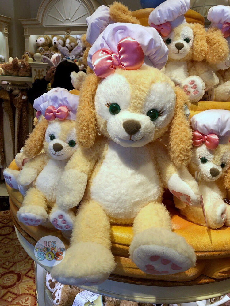 HKDL - Duffy & Friends Plush x CookieAnn (Size M)
