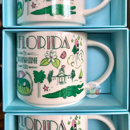 WDW - Starbucks Been There Series Mug - Florida