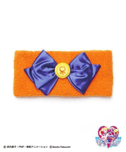 Japan Gonoturn x Pretty Guardians - Sailor Venus Stretch Headband