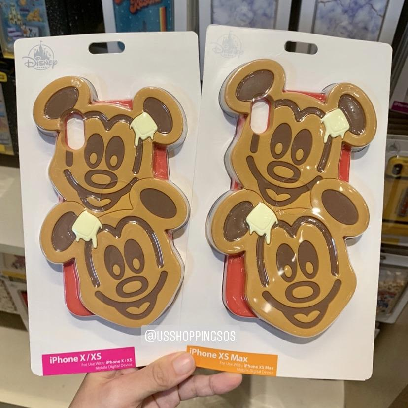 DLR - D-Tech iPhone Case - Mickey Waffles
