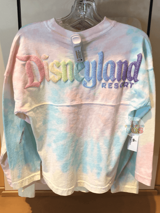 "DLR - ""Disneyland Resort"" Spirit Jersey (Youth) - Cotton Candy"
