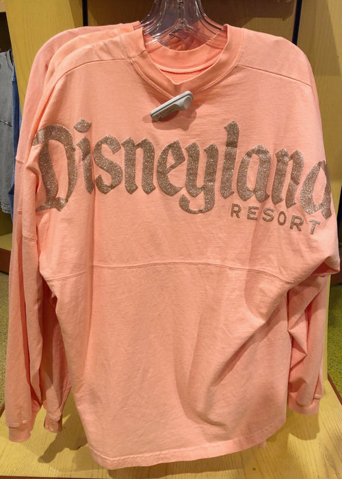 "DLR - ""Disneyland Resort"" Spirit Jersey - Rose Gold"