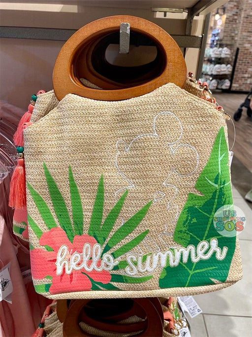 DLR/WDW - Tropical Hello Summer - Minnie 2-Way Handbag