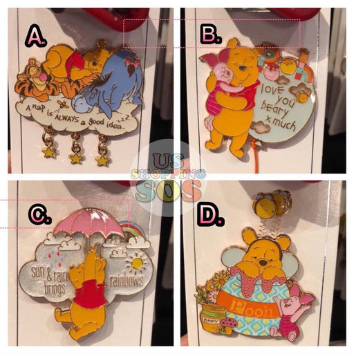 SHDL - Pins x Winnie the Pooh Collection